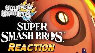 Smash Bros. for Switch Reaction