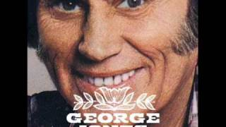 Watch George Jones These Days i Barely Get By video