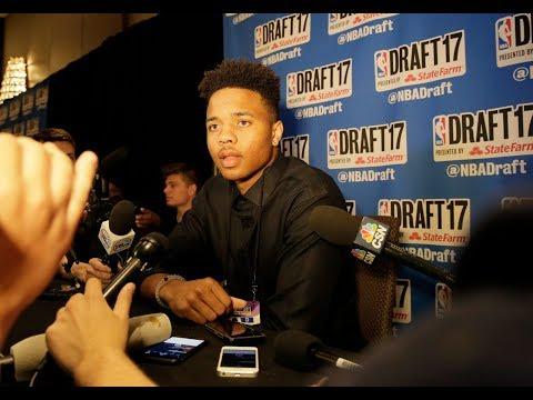 NBA 360:  Markelle Fultz, Lonzo Ball, and 2017 NBA Draft Class Participate in Pre-Draft Festivities