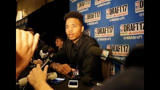 NBA 360 | Markelle Fultz, Lonzo Ball, and 2017 NBA Draft Class Participate in Pre-Draft Festivities