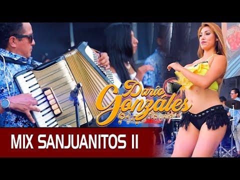 Darío Gonzáles y su Acordeón Amazonense / Mix Sanjuanitos II / Festival del Huarapo 2018 / 4K