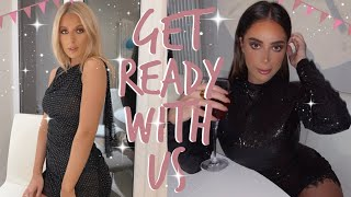 GET READY WITH US! | Boxing Day | Sophia and Cinzia