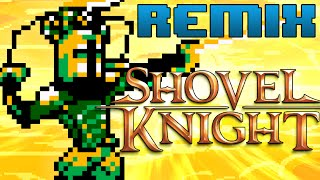 James Landino - High Above The Land (Shovel Knight Remix / Propeller Knight's Theme ) - GameChops