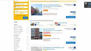 Booking.com Ücretsiz Otel ve Uçak Rezervasyonu - Amerika Vizesi İçin Gerekli mi ? Çok Kolay screenshot 2