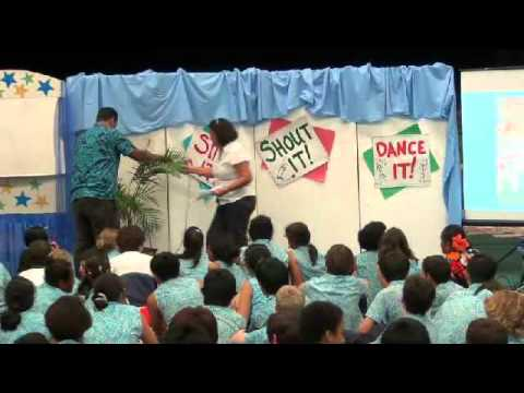 International School Suva Year 9 Assembly