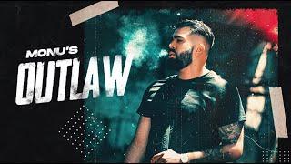 OUTLAW (Official Video) Monu | Jay Trak | Lally Mundi | Latest Punjabi Song 2020