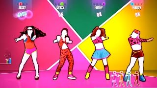 Just Dance 2015 Macarena (Bayside Boys Mix) - The Girly Team - FULL GAMEPLAY