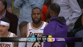 Lakers vs Magic - Highlights - Last 2 Minutes | November 25, 2018
