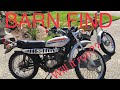 Barn Find   1974 Suzuki Ts185