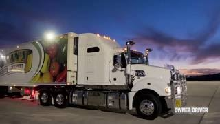 Mack Super-Liner 685 with 60-inch sleeper   Review   Truck TV Australia