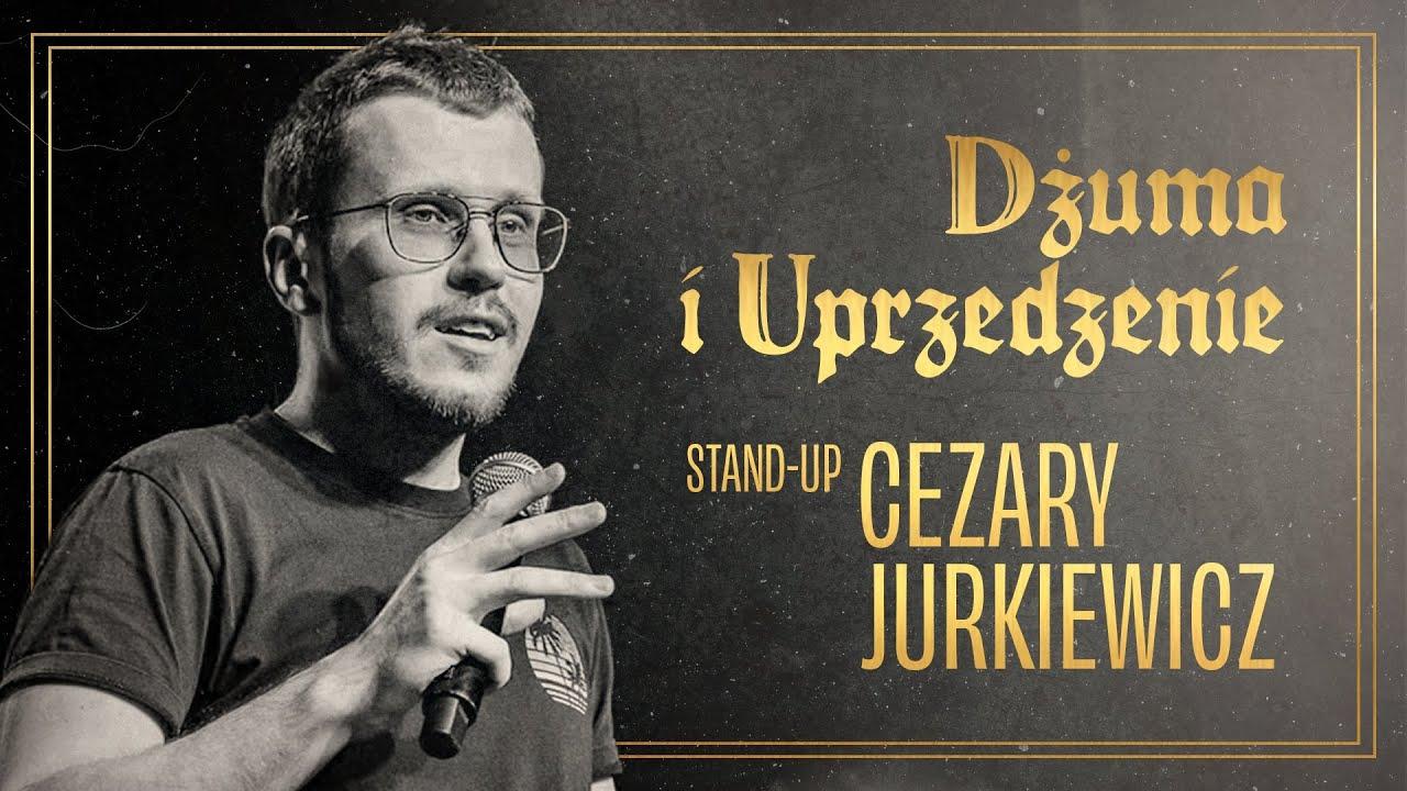 Cezary Jurkiewicz - Dżuma i uprzedzenie | Stand-up Polska