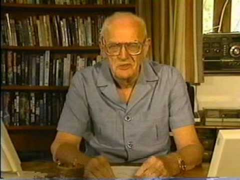 Arthur Clarke - Fractals - The Colors Of Infinity 1 of 6