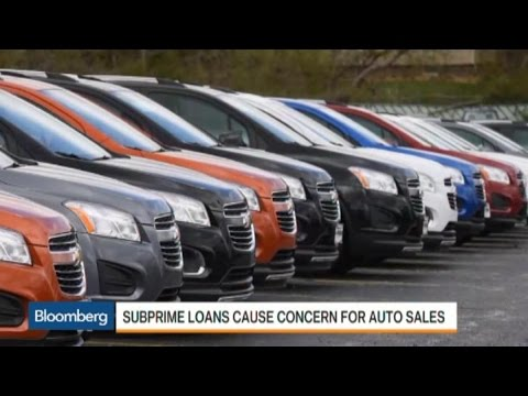 Why Subprime Loans Are Causing Concern for Auto Sales