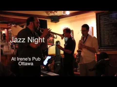 Jazz Night in Ottawa
