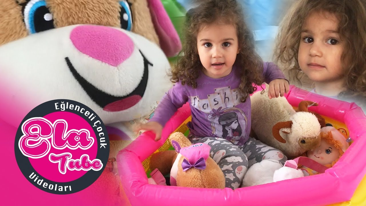 Ela'nın hayvanat bahçesi ve saklambaç oyunu, hayvanlar alemi, Eğlenceli çocuk videoları