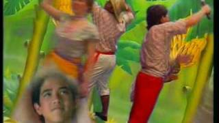 """Song """"That Banana There"""" - Children's Music Video"""