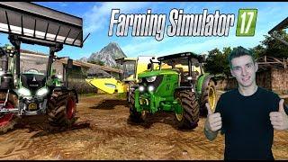Farming Simulator 17 Z nimi najlepiej :D śmieszny odcinek nic na poważnie :D