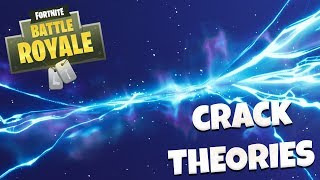 TOP 3 'CRACK' THEORIES - Fortnite Battle Royale