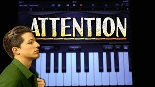 Charlie Puth - Attention (GARAGEBAND TUTORIAL) Mp3