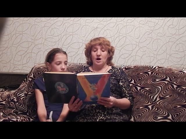Изображение предпросмотра прочтения – ЕленаДемко читает произведение «Друг детства» В.Ю.Драгунского