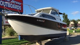 Pre-owned Boats | Bayliner 266 Discovery | Used Cruiser Boat - SOLD