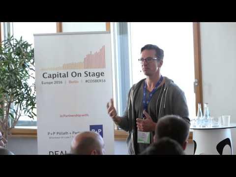 Olaf Jacobi - Capnamic Ventures