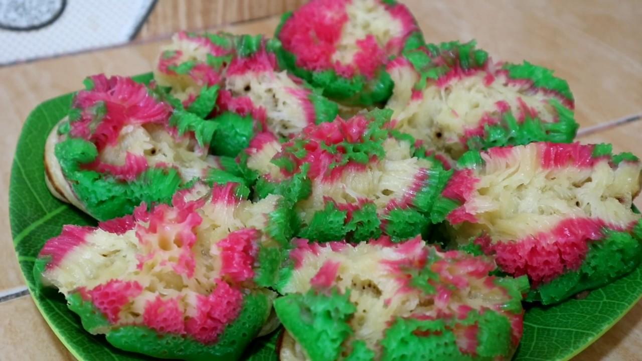Resep Kue Bikang Cungkil Anti Gagal Jajanan Pasar Laris Manis Sepanjang Masa