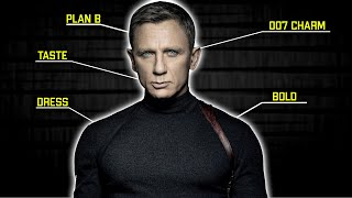 """Build Your JAMES BOND Persona 