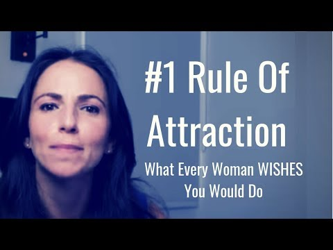 "#1 Rule For Attracting Women Is This:  Approach & ""State Intent"" CORRECTLY"