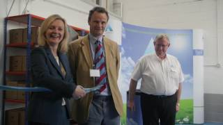 Cabinet Minister Unveils Adande's New Refrigeration Test Facility