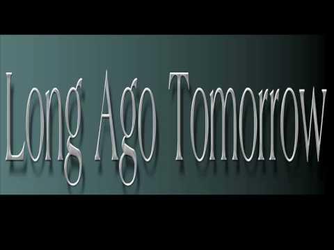 Burt Bacharach /  B.J.Thomas ~ Long Ago Tomorrow
