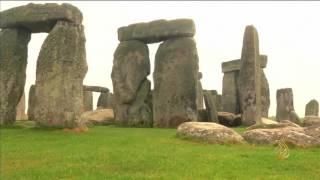 هذا الصباح-ستون هينغ موقع أثري بريطاني
