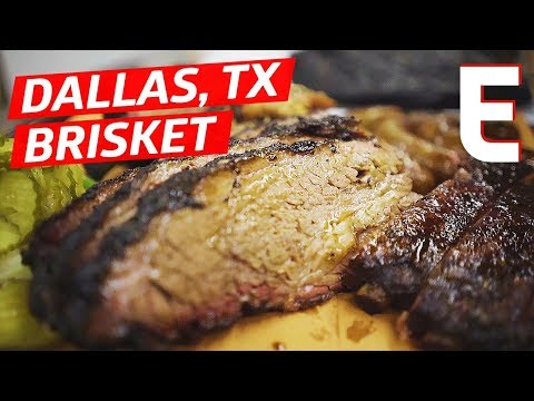 This Texas Barbecue Spot Sells 1800 lbs of Meat Per Day — Cult Following