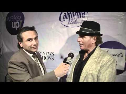 Joey Valdez Interviews Actor  Producer Mark Valinsky At Ingrid's Cafe Moroccan Dinner Nite
