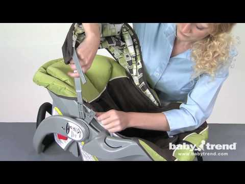 Baby Trend: Flex Loc Infant Car Seat - Part 1