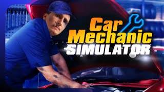 #3 Car Mechanic Simulator 14 - Syn Genia & Ojciec Genek