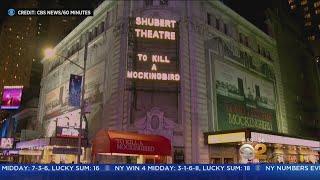 Sneak Peek: 'To Kill A Mockingbird' On Broadway