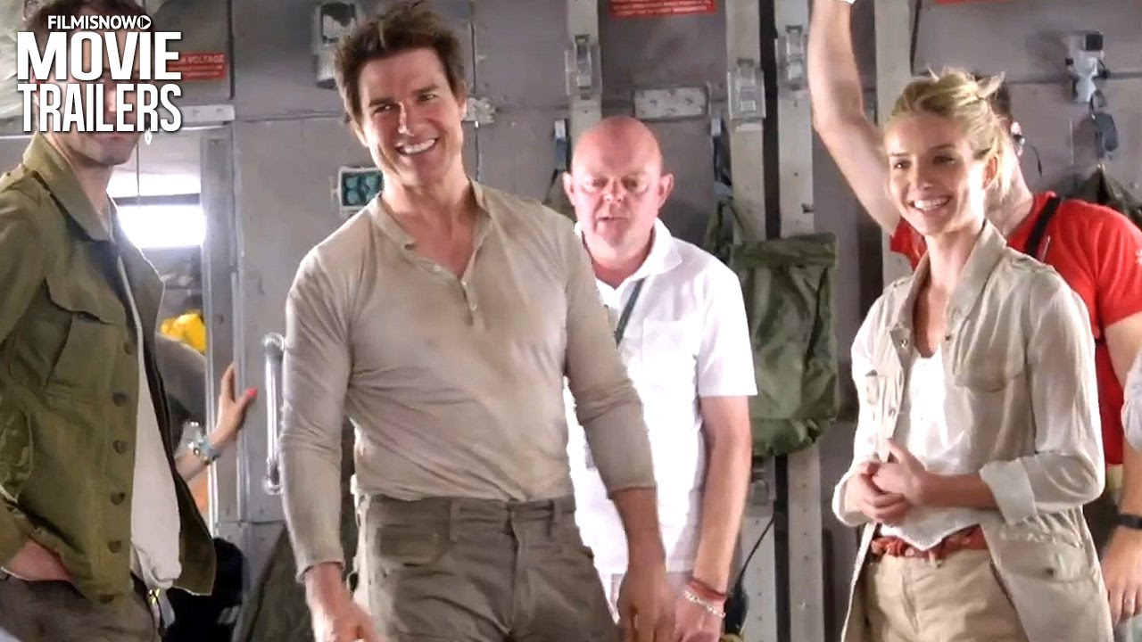 Watch Watch Tom Cruise's Insane Stunt Work in New Mission: Impossible – Fallout' Trailer video