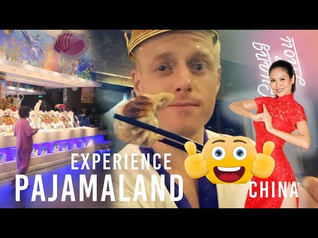 The 24-hr SPA CLUB Experience in China – Happy Ending?👚Chinese Massage,  Hotel, Food Buffet & Cinema - YouTube