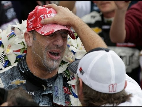 Tony Kanaan Earns Indy 500 Victory (First Win for Tony Kanaan at Indy 500) Indianapolis 500 Results