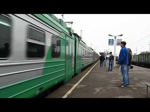 Экспресс Калуга-Москва.