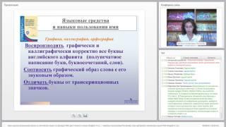 Как научить школьников писать на английском языке (УМК для 2 класса в линии «English 2–11»)