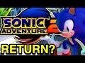 Should Sonic Team RETURN to the Adventure Formula? - Sonic Discussion - NewSuperChris