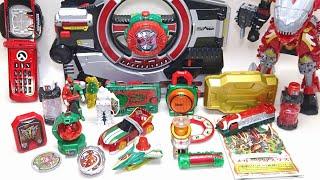メリクリ、今年もあと僅か。仮面ライダー、スーパー戦隊クリスマスアイテム達。パラドクスバックル(カット漏れ)EDミュート等やっちまった箇所数か所ありますがそのまま公開 ...