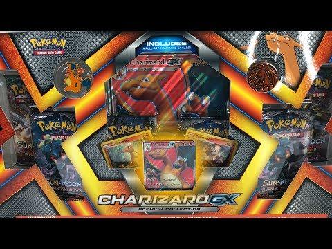 OPENING A CHARIZARD BOX!