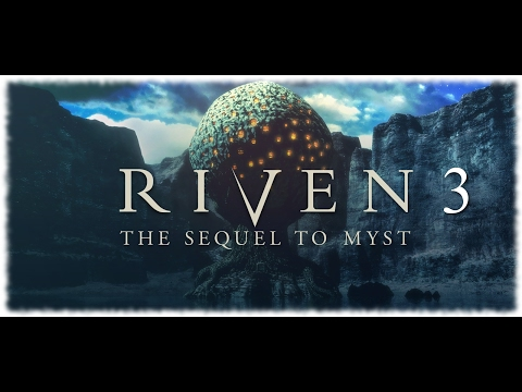 Riven The Sequel To Myst (Blind) | Part 3