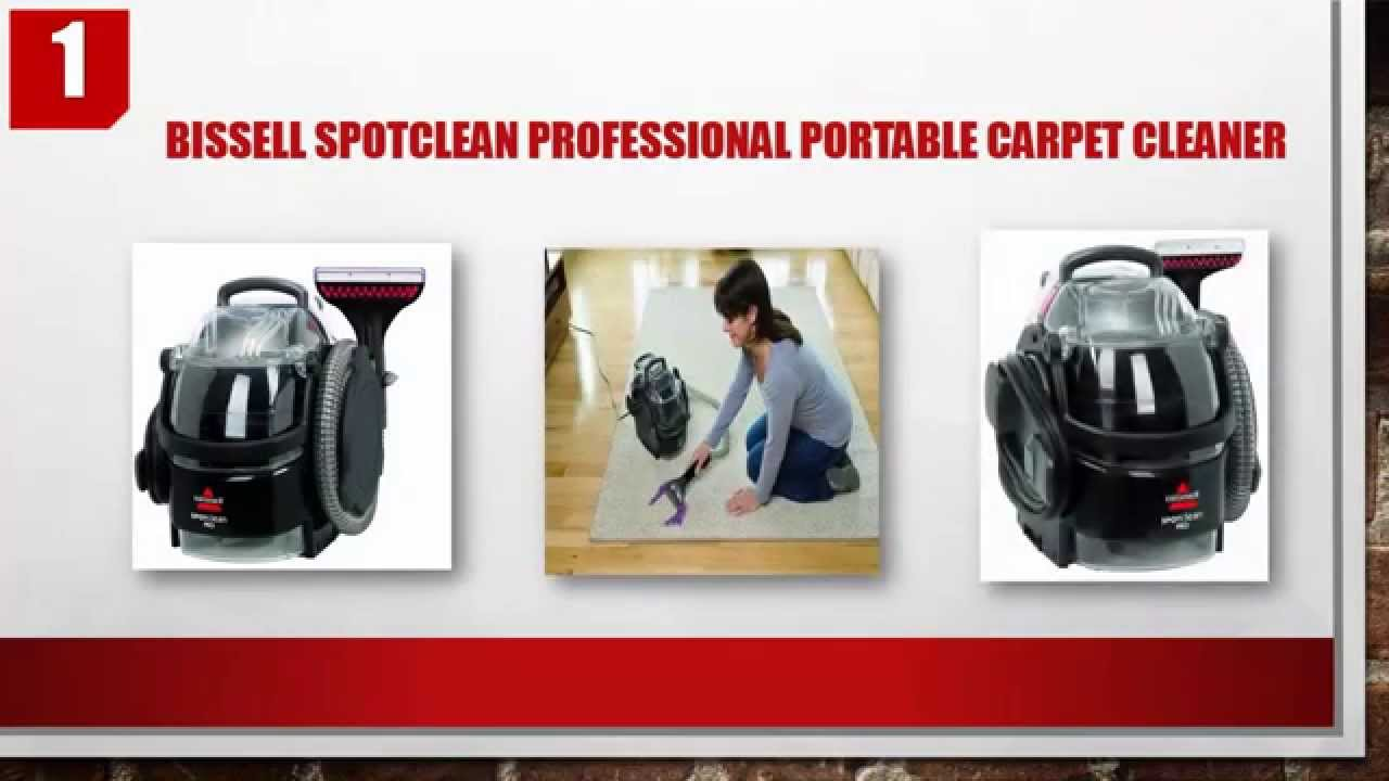Best 5 Portable Carpet Steam Cleaner Review   YouTube