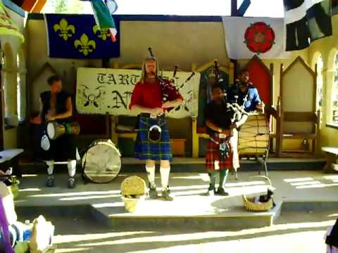 Ren fest Scottish bagpipes music song renaissance festival medieval ????
