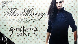 SONATA ARCTICA THE MISERY cover by LEANDRO HLADKOWICZ New vocal arrangements Tony Kakko karaoke