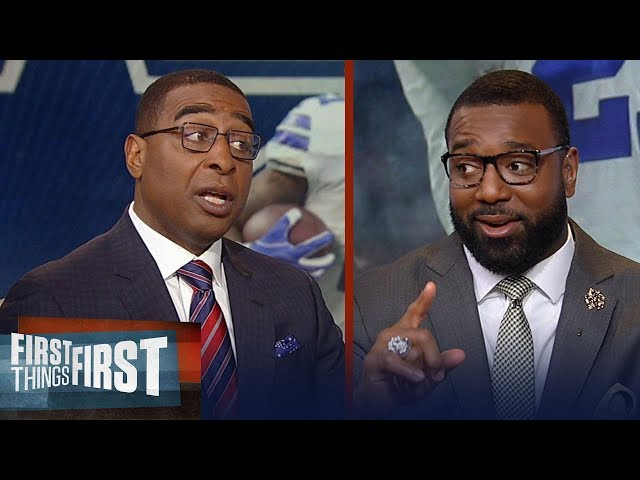Chris Canty thinks the Cowboys defense is the X-Factor to upset the Rams   NFL   FIRST THINGS FIRST